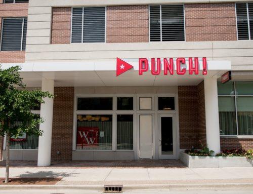 Punch Bar/Hyatt Lounge